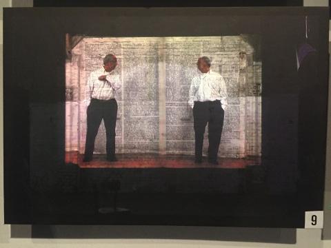 第十三届文献展,威廉·肯特里奇作品《拒绝时间》