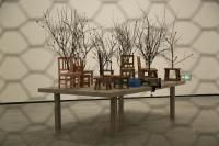 """""""无墙""""与""""墙""""的悖论 沈远个展""""无墙""""北京民生现代美术馆于3月4日展出,沈远"""