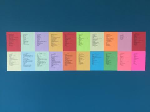 """姜波、冯琳双个展在艺琅国际开幕 从""""德州""""""""巴黎""""到""""家庭主妇""""的故事"""
