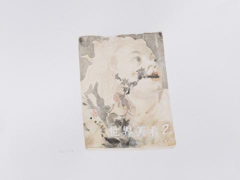 《世界美术(六)》 42x56cm 纸本水彩 2016