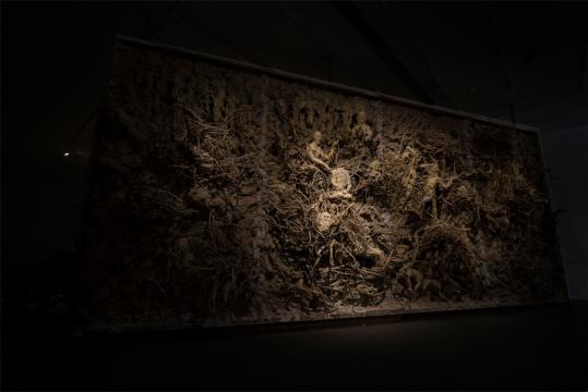 杨淞将看不见的地下世界视觉化呈现出来