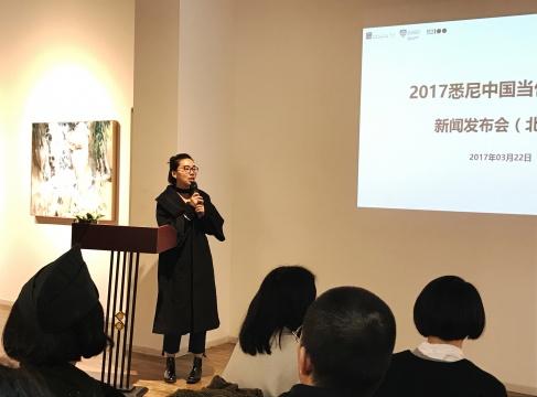 青年艺术100总监,北京名泰文化艺术有限公司总裁彭玮发言