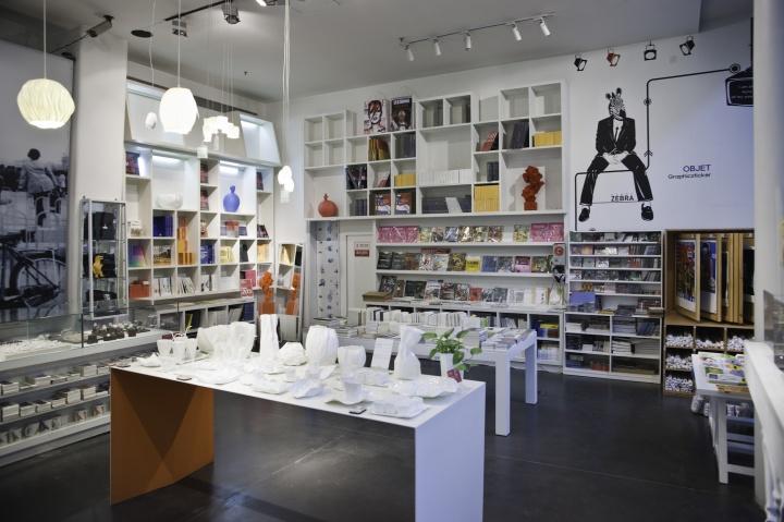 2012年位于UCCA馆内的尤伦斯商店