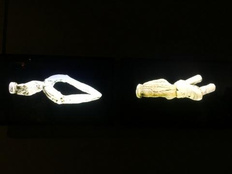 大卫·波斯特-科勒«护符»石膏雕塑动画视频时长:56'00''2016