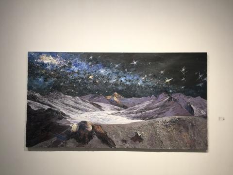 一块孤独的石头,坐满整片天空——《西藏》,海子