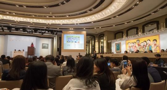 """保利香港五周年,曾梵志""""面具""""再过亿,但难掩中国当代的落寞"""