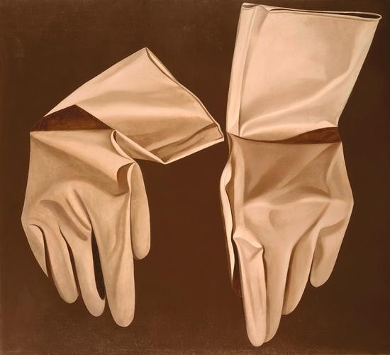 张培力 《X?系列三号》180×198cm 布面油画 1986  成交价:23,060,000HKD