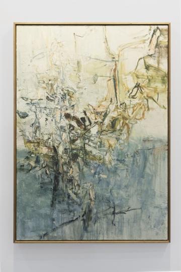 屠宏涛《风吹来的感受》170×120cm 2013-2016