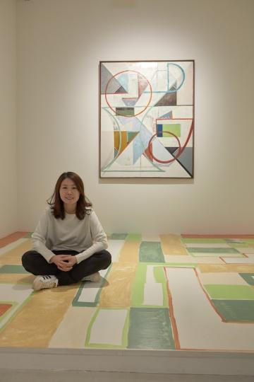 艺术家 梁曼琪