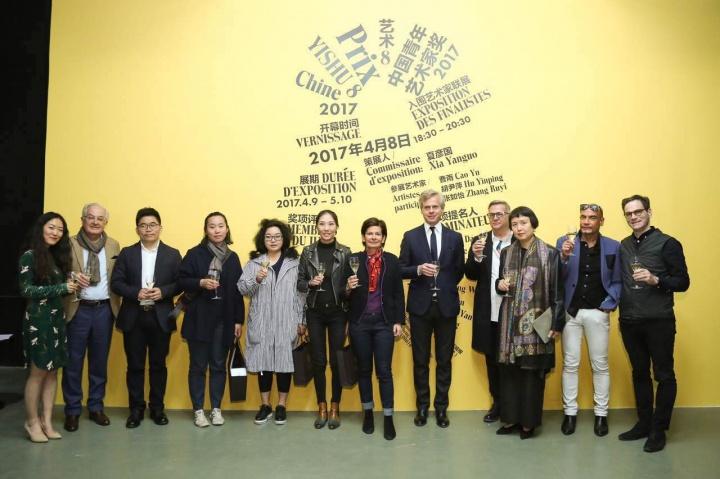 艺术8 中国青年艺术家奖颁奖现场