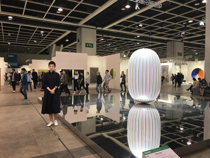 艺聚空间Kukje Gallery的艺术家Kim Yong-Ik的装置项目