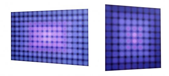 李姝睿 《2014年5月10日 & 5月11日》 左:66.5×110.5×84.5×110cm、右:109.5×90×96×90cm 压克力画布 2014  估价:180,000- 280,000