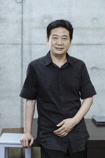 张子康中央美术学院美术馆馆长 摄影:董林