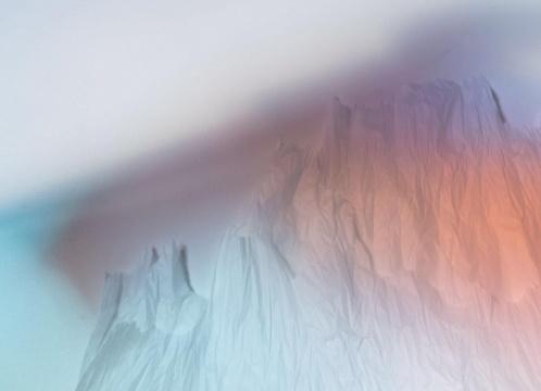 蒋志 《散发之物13》 80×120cm 摄影、艺术微喷 2017