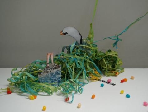 蒋志 《散发之物04》 90×120 cm 摄影、艺术微喷 2017