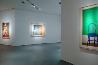中画廊再展Bob Rutman,德国艺术家笔下的椅子与墙