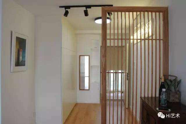这位80后艺术家装修个房子都能变出一堆作品