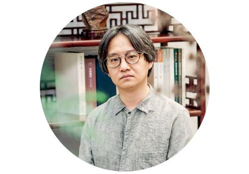 吴洪亮 北京画院美术馆馆长