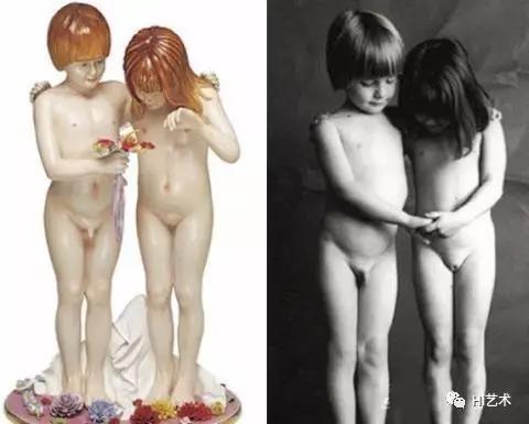日前,杰夫·昆斯雕塑作品《裸体,1988》剽窃让·弗朗索瓦·鲍雷摄影作品成立
