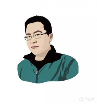 伍劲(资深艺术品经纪人)      推荐作品六:王广义《后古典系列——降下十字架》——有典型的中国早期现代绘画开拓阶段的冷峻气质
