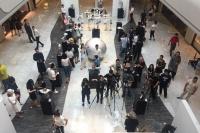 """北京SKP携手一号艺术空间  打造""""时间重构""""雕塑展"""