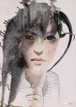 宋琨《松明》46×33cm 布面油画裱于木板 2009估价:3万-6万元王新友:宋琨是一个个人气质突出、独立的艺术家,这件作品干净敏锐,异样脱俗时尚。