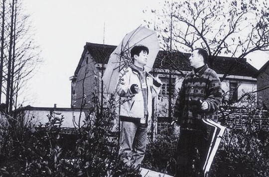 《必须/第五幕 艺术导游》 片长9分17秒黑白单屏电影 1996年 图片来自网络