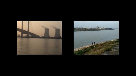陈冷《附近的人》5分01秒单频影像 2017
