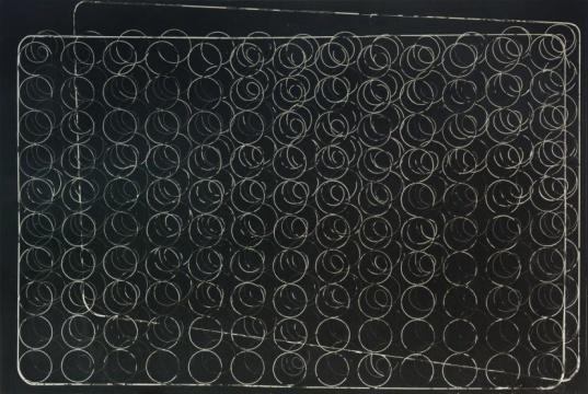 《温床2》 200×300cm布面丙烯综合材料2016