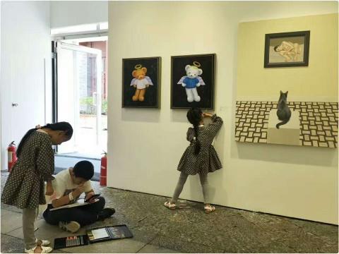 Hi21新锐艺术市集·丽江主题展