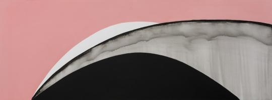 《Abhaya#5》 300x110cm 布面丙烯 2016