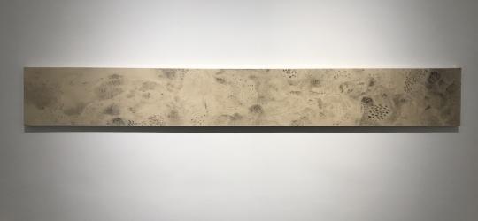 《隐山集-二月初十》48x360cm 2017