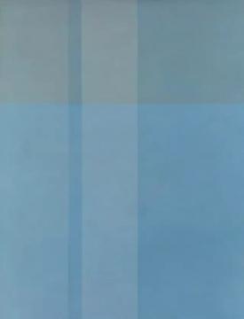 《语文》116×89cm 布面丙烯 2015