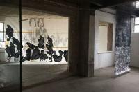 在绘画中摸黑前进,于艾君个展亮相在3画廊,于艾君,棉 布