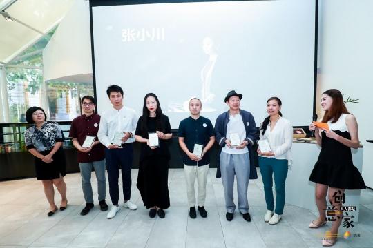 第一批与中国美术馆文创中心合作设计师