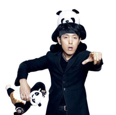 赵半狄抵制《功夫熊猫2》的海报