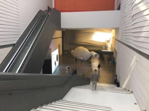 处处是美学 银川当代美术馆非常展览