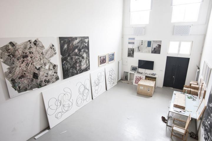 王璜生 句点,起点——从二十年美术馆馆长到职业艺术家
