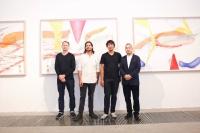 德国8系列大展拉开帷幕,青年一代率先亮相白盒子艺术馆