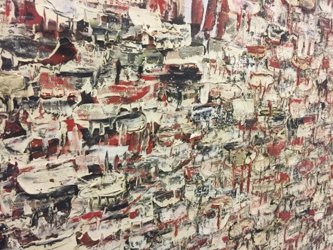 德国8之红砖美术馆站 六位德国艺术家告诉你什么是真正的抽象