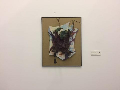 伯纳德·舒尔茨装置绘画作品