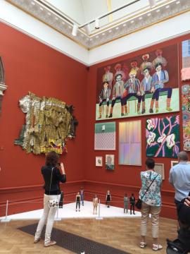 艺术普及,不只庸俗化一条路——伦敦皇家美术学院夏季展