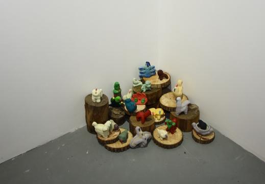 第三届素人艺术节参展作品