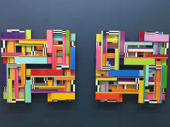 "Gallerysoheon&Soheoncontemporary带来的艺术家Dieter Balzer作品""Xeol""系列"