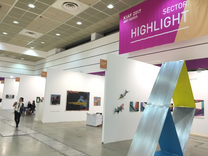 """本届展会""""HIGHLIGHT""""单元力图呈现重要艺术家的重要作品"""