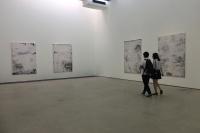 """前波画廊开展严善錞新作     """"十年""""诗意的西湖记忆,严善錞"""