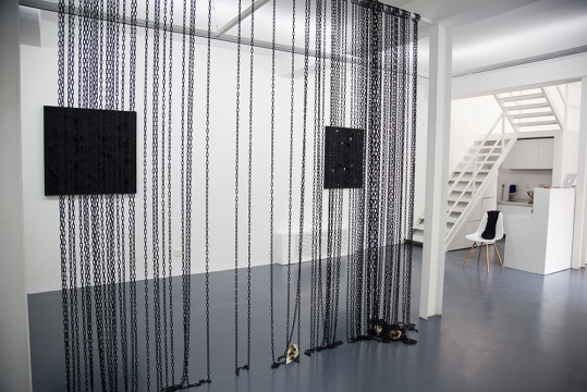 户尔北京是户尔画廊继柏林空间之后成立的又一个新空间