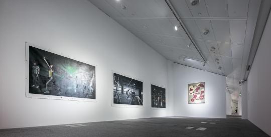 蒙泰安/罗森布拉姆(奥地利/以色列)作品展厅