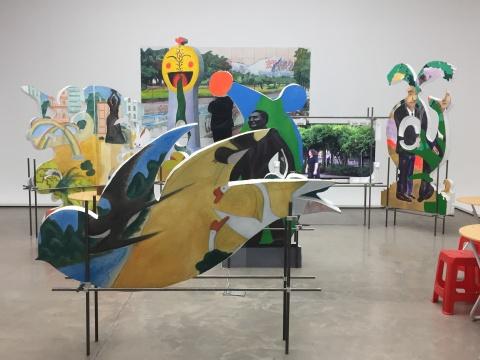 """一场""""土酷风""""的展览 N3画廊""""南方状态"""""""