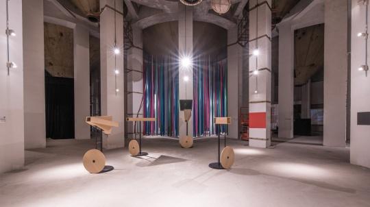 """城市建筑规划为工业遗产转化时代意义——第二届上海城市空间艺术季以大体量作品构建城市空间发展""""蓝图"""""""